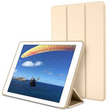 TechProtection Smart iPad Air 1 hoes Goud