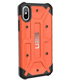 UAG Pathfinder iPhone X hoesje Oranje