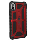 UAG Monarch iPhone X hoesje Rood