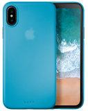 LAUT SlimSkin iPhone X hoesje Blauw