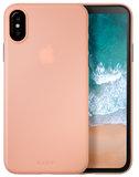 LAUT SlimSkin iPhone X hoesje Roze