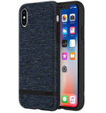 Incipio Esquire iPhone X hoesje Blauw