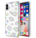 Incipio Design iPhone X hoesje Kisses