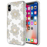 Incipio Design iPhone X hoesje Floral