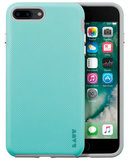 LAUT Shield iPhone 8 Plus hoes Mint