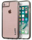 LAUT Fluro iPhone 8 hoesje Zwart