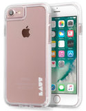 LAUT Fluro iPhone 8 hoesje Wit