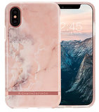 Richmond Finch Marble iPhone X hoesje Rose