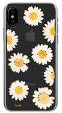 FLAVR iPlate iPhone X hoesje Daisy