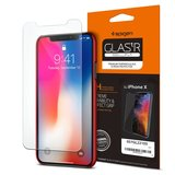 Spigen GlastR iPhone 11 Pro / iPhone X Glass screenprotector