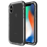 LifeProof NXT iPhone X hoesje Zwart