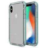 LifeProof NXT iPhone X hoesje Mint