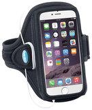 TuneBelt AB90 iPhone X Sport Armband Zwart