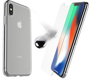 Otterbox Clearly Protected iPhone X kit Clear