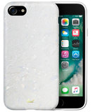 LAUT Pop iPhone 8 hoesje Artic Pearl