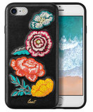 LAUT Pop iPhone 8 hoesje Bouquet