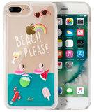LAUT Pop iPhone 8 Plus hoes Beach