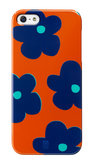 Case Scenario case iPhone 5 Orange Flower