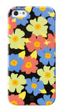 Case Scenario case iPhone 5 Coloured Flowers