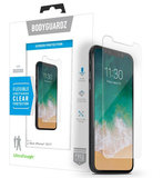BodyGuardz UltraTough iPhone X screenprotector
