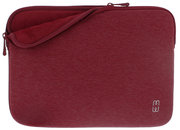 MW MacBook 13 inch USB-C sleeve Rood