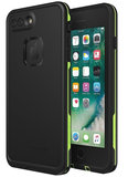 LifeProof Fre iPhone 8 Plus waterdicht hoesje Zwart
