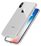 Caudabe Lucid Clear iPhone X hoesje Doorzichtig