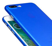 Caudabe Veil XT iPhone 8 Plus hoes Blauw