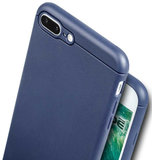 Caudabe Sheath iPhone 8 Plus hoes Navy