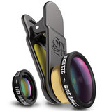 Black Eye HD Combo Groothoek + Macro smartphone lens