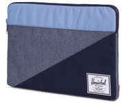 Herschel Anchor MacBook Pro 16 / 15 inch sleeve Hydrang Blauw