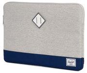 Herschel Heritage MacBook Pro 16 / 15 inch sleeve Grijs