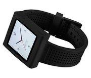 HEX Sport horlogeband iPod nano 6G Black
