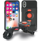 Tigra FitClic Neo iPhone X fietshouder Forward