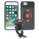 Tigra FitClic Neo iPhone 8/7/6 fietshouderZwart