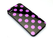 Sandberg Dots case iPhone 5 Black