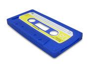 Sandberg Retro Tape case iPhone 5 Blue