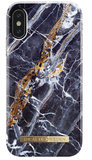 iDeal of Sweden iPhone X hoesje Marble Blauw
