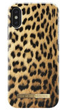 iDeal of Sweden iPhone X hoesje Leopard