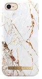 iDeal of Sweden iPhone 8/7 hoesje Marble Goud