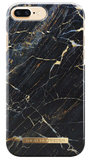 iDeal of Sweden iPhone 8/7 Plus hoes Marble Zwart