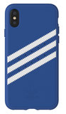 Adidas Moulded iPhone X hoesje Blauw