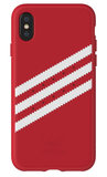 Adidas Moulded iPhone X hoesje Rood