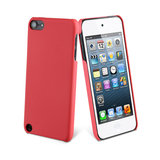 Muvit Rubberized case iPod touch 5G Pink