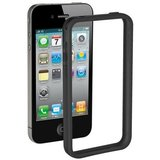 Muvit iBelt Bumper iPhone 4/4S Black