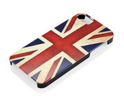 Gear4 Union Jack iPhone 5/5S Red