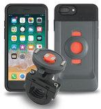 Tigra FitClic Neo iPhone 8/7 Plus motofietshouder Zwart