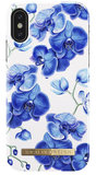 iDeal of Sweden iPhone X hoesje Blue Orchid