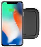 ZENS Fast Charge OFA draadloze iPhone oplader 15 watt Zwart