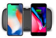 ZENS Fast Charge OFA draadloze iPhone dual oplader 30 watt